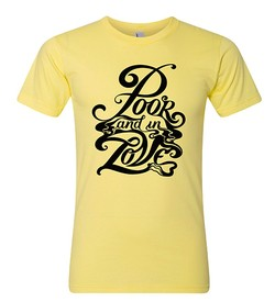 Poor and in Love Tee
